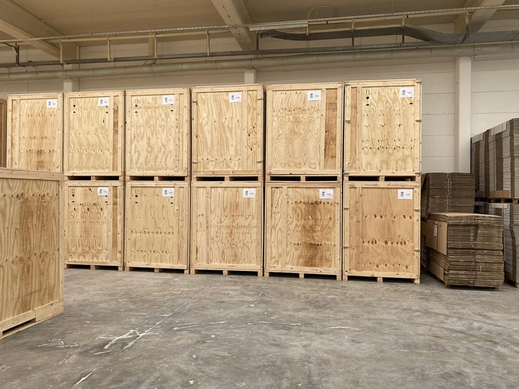 storage box corner